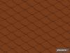 Molio raudona - 30x30; 25x25
